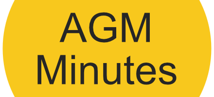 AGM Minutes 2012