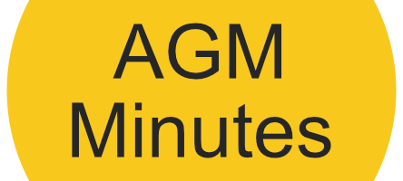 AGM Minutes 2018