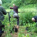 Report of the talk: Chris Evans, Permaculture in the Marches and globally