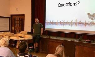 Report of talk by Kev Alviti